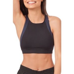 Madewell LIVELY High-Neck Bra